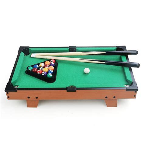 tabletop pool table size tabletop pool table