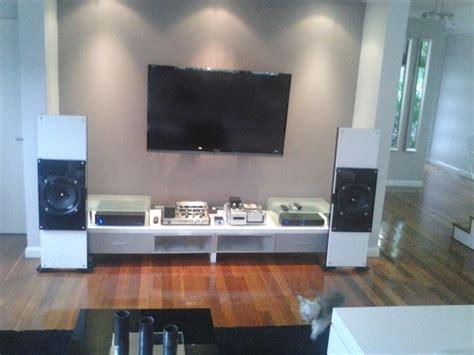 fancy  diy speakers  open baffles home theater