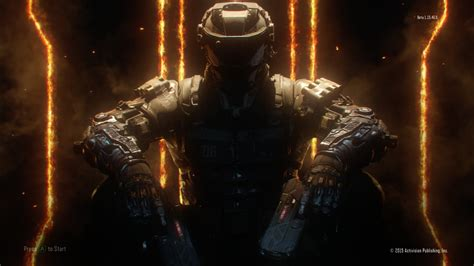themes ps4 black ops 3 call of duty black ops iii main menu theme extracted from