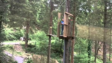 go ape tarzan swing go ape tarzan swing jump youtube