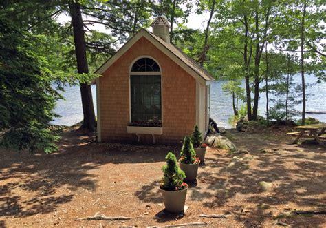Sebago Lake Cabins by Slholl Sebago Lake Raymond Maine Krainin Real Estate