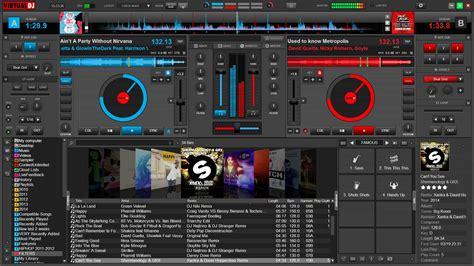 dj mixer software free download full version for mobile 5 of the best virtual dj software for windows 10