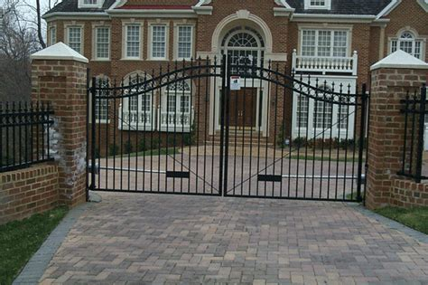 maryland residential fencing virginia residential fences