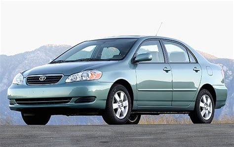 how make cars 2006 toyota corolla seat position control used 2006 toyota corolla for sale pricing features edmunds