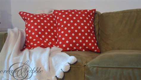 Easy Sew Pillow Covers by Easy Sew Pillow Cover Create And Babble