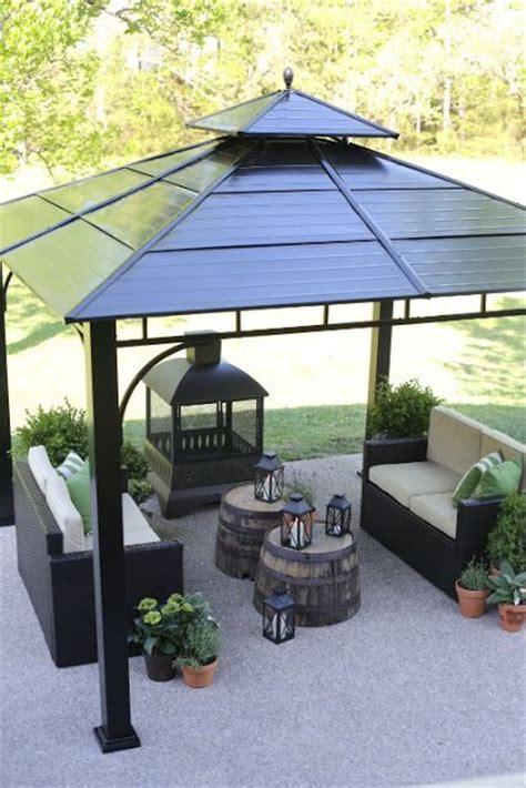 ideas de techos para patios peque 241 os decoracion de
