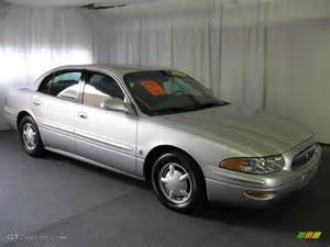 Silver Buick 2000 Sterling Silver Metallic Buick Lesabre Limited
