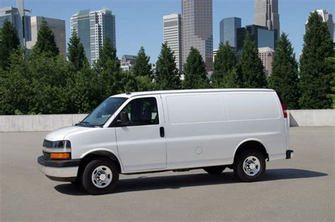 chevrolet express 2014 chevy express changes updates gm authority