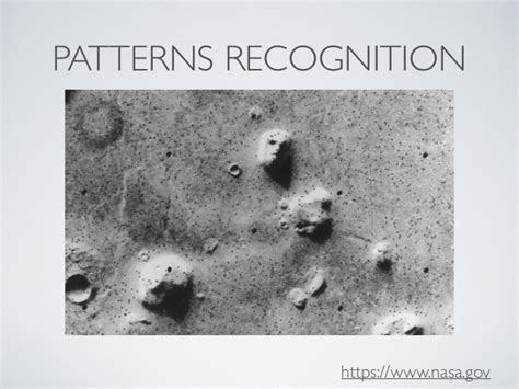 pattern recognition youtube what does it mean to be a test engineer