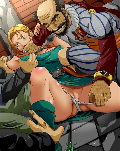 Bianca Dragon Quest Hentai Image
