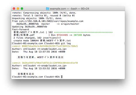 git gui tutorial pdf 非プログラマーのためのgit活用術 gitでファイル管理したら結構便利なんじゃないかと考えてみた 後編