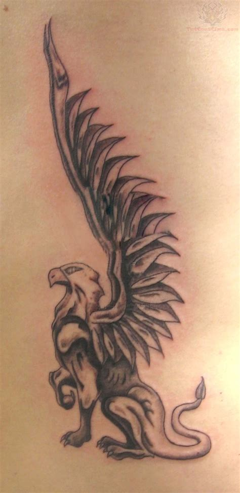 griffin tribal tattoo griffin images designs