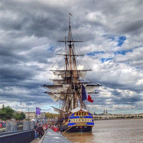 le bateau hermione a bordeaux hermione bordeaux 187 hermione bordeaux et bateaux