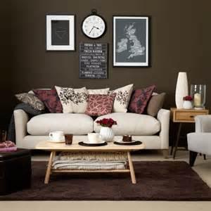 wohnideen wohnzimmer beige braun chocolate and living room housetohome co uk