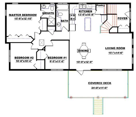 Bi Level House Plans by Amazing Bi Level Home Plans 5 Bi Level House Plans