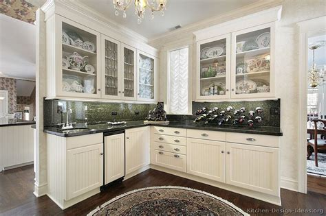 traditional kitchens with white cabinets pictures of kitchens traditional white kitchen cabinets kitchen 7