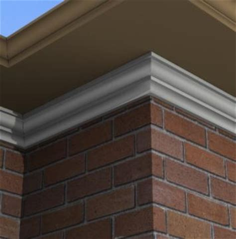 Exterior Crown Molding Mx401 Crown Cornice Moldings Molding And Trim