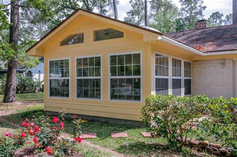 Cottage Sunrooms cottage studio and sunroom addition