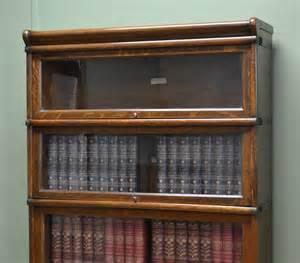 Edwardian Bookcases Globe Wernicke Bookcase Antiques World
