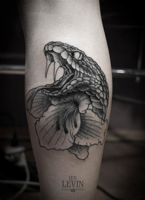 tattoo artist gallery ien levin
