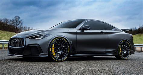 infnity car infiniti q60 project black s pirelli deal hints at