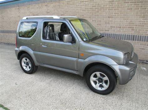 Used Suzuki For Sale Used Suzuki Jimny 2007 Grey Paint Petrol 1 3 Vvt Jlx