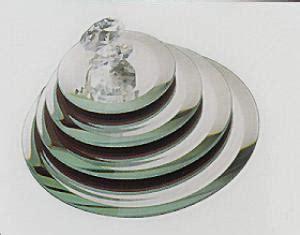 beveled mirror table runner mirror displays beveled edge small mirror