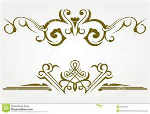 Free Decorative Line Divider Clipart Design Element And Page Decoration Royalty Free Stock