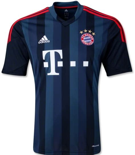 Jersey Bayern Munchen Home Go New Season 2017 18 Grade Ori new bayern munich third kit 2013 14 fc bayern adidas chions league jersey 2013 2014