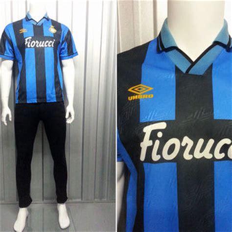 Jersey Retro Inter Sponsor Fioruci Umbro Best Umbro Shirts Products On Wanelo