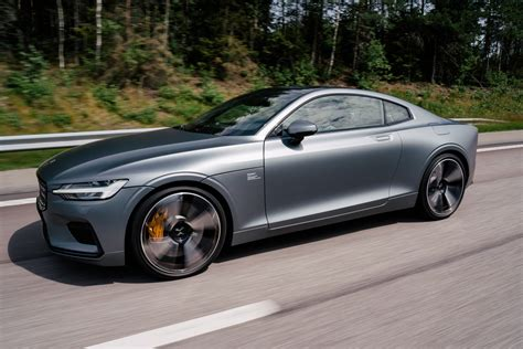 polestar  prototype  drive wonderfully special