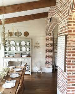 25 best ideas about brick interior on pinterest exposed