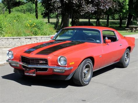 1973 chevrolet camaro z28 numbers matching 350 4speed special paint code stock 350nysr for
