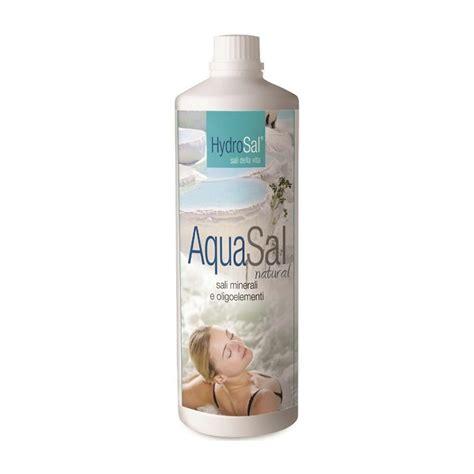 sali per vasca idromassaggio sali minerali aquasal per vasca idromassaggio spa 1 lt