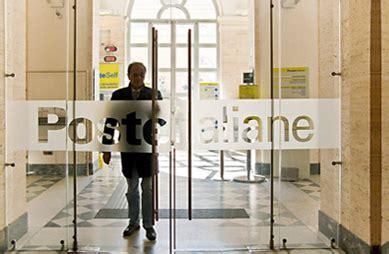 sede legale poste italiane poste italiane chi siamo