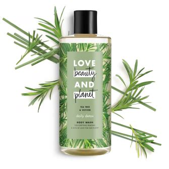 Tree Of Detox Tea by And Planet Tea Tree Vetiver Wash Daily