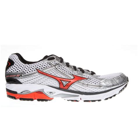 mizuno wave rider mens running shoes wave rider 15 road running shoes mens at northernrunner