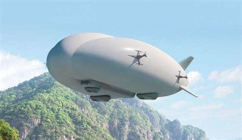 Lockheed Martin Background Check Robot Spider Checks For Leaks In Lockheed Martin Airship 3d Printing Industry