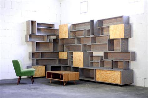 Moderne Wandregale Wohnzimmer by Wandregal Modern Wohnzimmer Grafffit