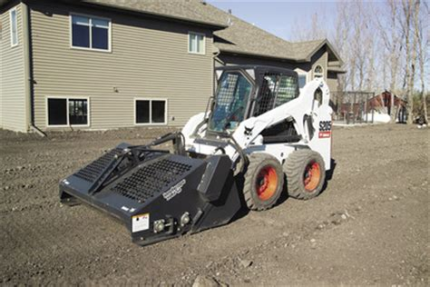 Landscape Rake For Rent Search And Compare Bobcat S175 With 6b Landscape Rake