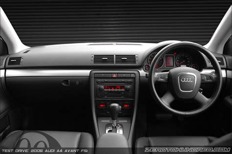 2006 Audi A4 Interior by Ceidisgewild Audi A4 Interior Photos