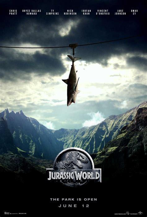 film jurassic world bagus critique jurassic world just a word