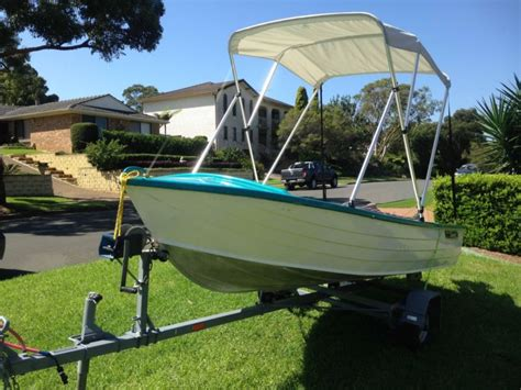used tinny boat trailers for sale savage snipe 3 7m 12 aluminium tinny fishing boat