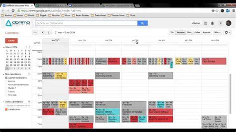 calendari dive exportar calendario calendar a hoja de calculo de
