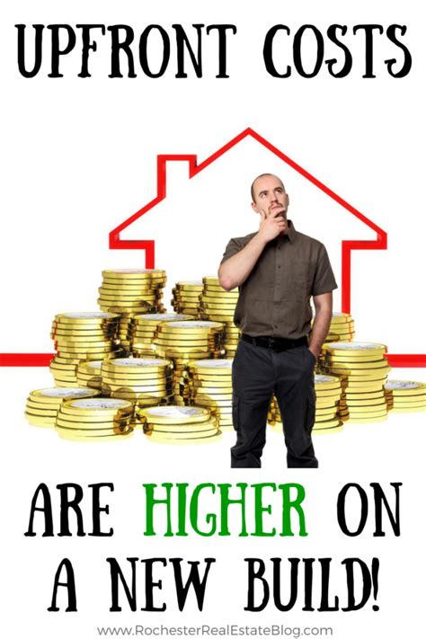 how much money upfront to buy a house should i build a new home or buy an existing home