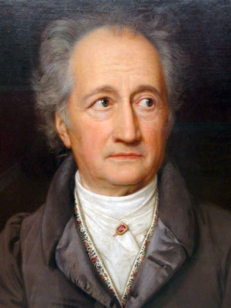Lebenslauf Johann Wolfgang Goethe Biografia Di Johann Wolfgang Goethe