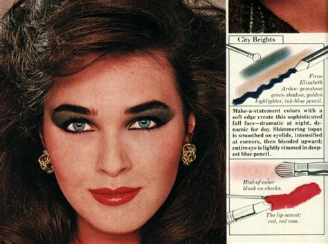 5 Tips To Mastering The 80s Make Up Revival by How To Get Eighties Hair Makeup 1982 Click Americana