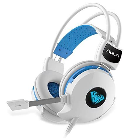 aula aula succubus 3 5mm pc gaming headset microphone