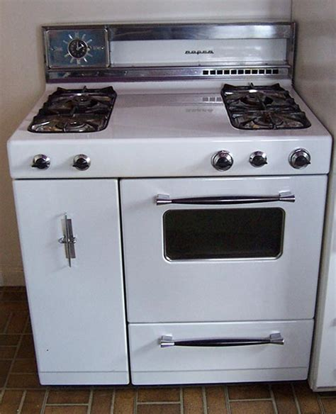roper kitchen appliances american 25 vintage stoves and refrigerators