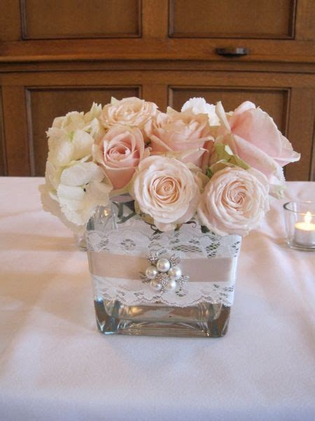centerpieces ribbon outside check www candlesandfavors